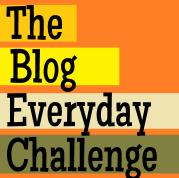 The Blog Everyday Challenge