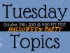 #EroticWriters: Halloween Writing Challenge –Interested
